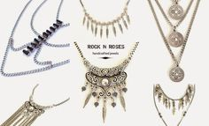 ☆☆ ROCK N' ROSES ☆☆: >>>>Η ROCK N ROSES handcrafted jewels.... Απροσδόκ...
