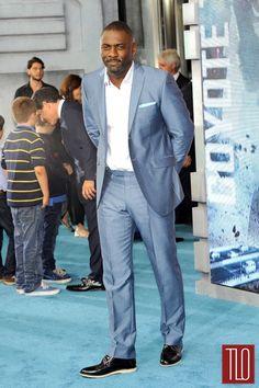 """Idris Elba at the """"Pacific Rim"""" Premiere"""