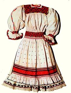 Romania/Oas, Femeie, bridal outfit Moldova, Bridal Outfits, Textiles, Costumes, Traditional, Embroidery, Blouse, Dresses, Fashion