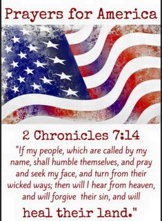 I Love America, God Bless America, America Sign, Prayer Scriptures, Bible Verses, Encouraging Verses, Bible Prayers, Prayer For Our Country, Prayer For The Nation