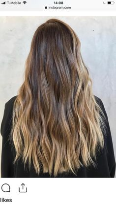 Are you searching for hair care tips? Hairstyle New. Brown Hair Balayage, Brown Blonde Hair, Brown Hair With Highlights, Hair Color Balayage, Brunette Hair, Ombre Hair, Bayalage, Dream Hair, Hair Looks