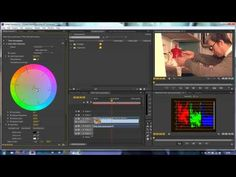 ▶ Premiere Pro CS6 Techniques: 51 Color FIVE: Color Cast - YouTube