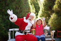 Santa Mini Sessions: Thousand Oaks Santa Photographer Christmas Mini Sessions, Christmas Minis, Christmas Photo Cards, Christmas Photos, Family Christmas, Outdoor Santa, Outdoor Christmas, Santa Pictures, Holiday Pictures