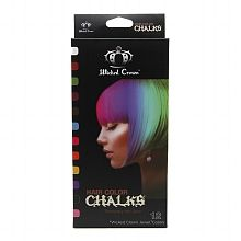 Wicked Crown Hair Color Chalks Temporary Hair Color 12 Piece Set | Have fun with your hair with products from Walgreens.com.