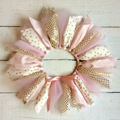 tutu rosa y oro tutú de tela rosa y oro rosado del tutú