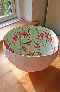 Bowl- no this is not just a bowl! this is the most beautiful bowl ever!