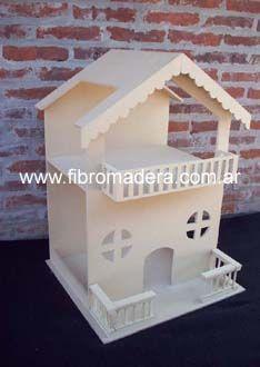 6 - Casas para Muñecas