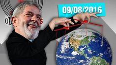 Lula enganou o mundo, Dólar em queda, Previdência quebrada, Impeachment ...