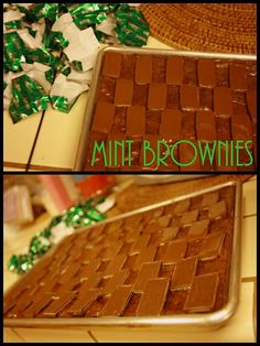 how to cut brownies in a 9x13 pan