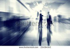 Business Concepts Ideas Coopration Decision Communication Concept