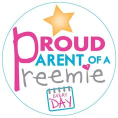 Celebrate, support, and share. First ever Parents of Preemies Day is March 23rd!