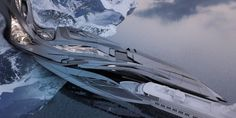 Transformable Antarctic Research Facility | Architect: Sergiu-Radu Pop