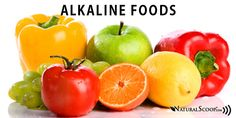 Alkaline Foods - What Are They and How Do They Benefit Us?