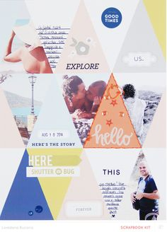 Here's the story *SB Main kit only* by lory at @studio_calico - digital layout template