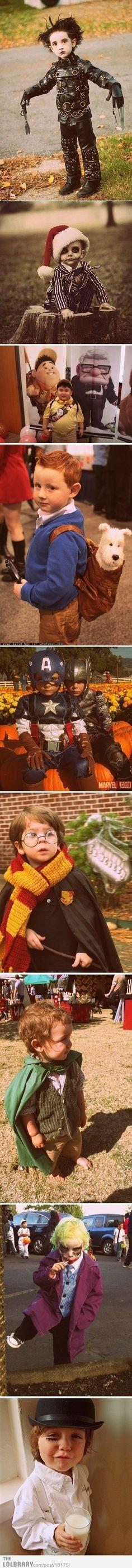 AMAZING kid costume ideas