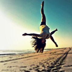 Gymnastics is my life...