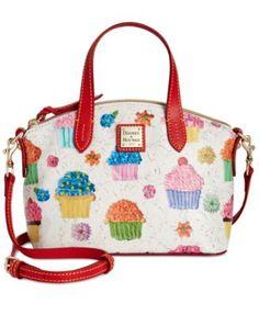 208477ac676e Dooney   Bourke Cupcake Mini Satchel Handbags   Accessories - Macy s