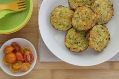 Super Easy Zucchini Fritter Muffins — Yummy Toddler Food