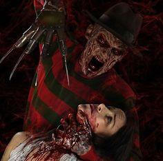 Freddy Krueger-A Nightmare On Elm Street........