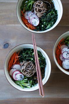 Soba Salad by honestlyyum #Salad #Noodle #Soba