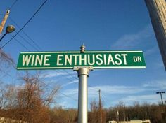 Wine Enthusiast Dr :)