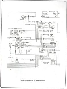 85 Chevy Truck Wiring Diagram | Chevrolet C20 4x2 Had battery and ...