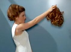 Neeley O'Hara snatching a wig, Valley of the Dolls Tippi Hedren, Patty Duke, Sharon Tate, Valley Of The Dolls, Lisa S, Vintage Hollywood, Hair Pieces, Movie Stars, Wigs