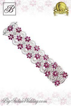 Popley Eternal diamond bracelet