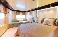 Luxury O'MEGA - Motor Yacht Check more at https://eastmedyachting.co.uk/yachts/omega-motor-yacht-charter/