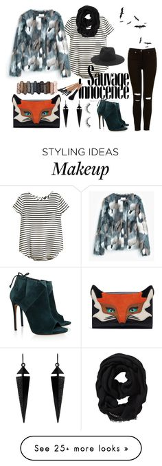 """""""how to..."""" by belmabajic on Polyvore featuring мода, H&M, MANGO, Casadei, Oasis, rag & bone, Old Navy и Urban Decay"""