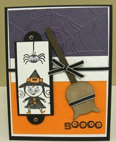 Googly Ghouls by lindathecreator - Cards and Paper Crafts at Splitcoaststampers
