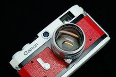 Canon P  - repainted