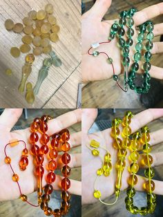 image 0 Jet Stone, Ramadan Gifts, Days And Months, Beads Pictures, Islamic Gifts, Beautiful Prayers, Prayer Beads, How To Make Beads, Live For Yourself