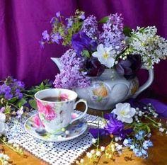 The Starving Artist: Photo Coffee Gif, Coffee Love, Coffee Break, Coffee Cups, Tea Cups, Good Morning Coffee, Turkish Coffee, High Tea, Afternoon Tea