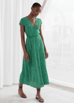 Dorothy Perkins Maternity Damen Wrap Dress-Ditsy Print Kleid