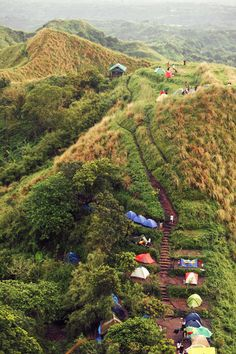 Mt. Batulao, Batangas #Philippines Batangas Philippines, Philippines Travel, Places To Visit, Asia, Around The Worlds, Hiking, Wanderlust, Mountains, Life