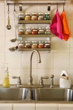 Wall Mount Spice Racks And Shelves Is Probably The Most Popular Spice  Storage Solutions.