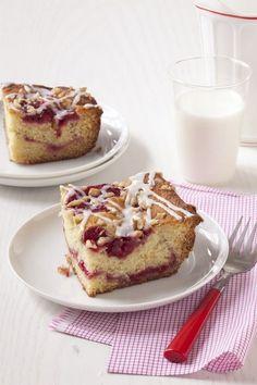 Spiced Cranberry Coffee Cake - WomansDay.com