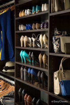 Ask An Expert: Courtney Petersen - vertical organizing and makeup storage