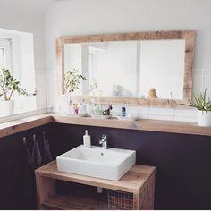 #kleinerfeinerfeed ❤️ Ist das Badezimmer von @kleineszuhause nicht beneidenswert schön? Und auch dem restlichen Zuhause solltet ihr mal einen digitalen Besuch abstatten #kleinerfeinerfeed_feature #germaninteriorbloggers
