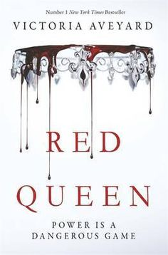 Red Queen by Victoria Aveyard (Book 1 of Red Queen) I Love Books, Good Books, My Books, Fandoms Unite, The Red Queen Series, Red Queen Victoria Aveyard, Glass Sword, King Cage, Read Red