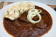 Czech Recipes, Ethnic Recipes, Great Recipes, Spaghetti, Cooking Recipes, Beef, Breakfast, Food, Czech Republic
