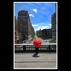The High Line, NYC.