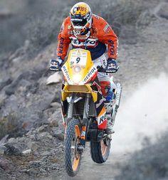 Dakar 2009 KTM