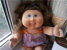 Капустка — милашка Cabbage Patch Kids ждёт мамочку! / Игровые куклы / Шопик. Продать купить куклу / Бэйбики. Куклы фото. Одежда для кукол