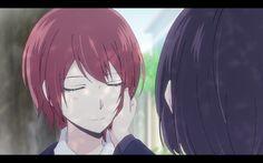 Hanabi Yasuraoka, Sanae Ebato || Kuzu no Honkai // Scum's Wish || 1x12