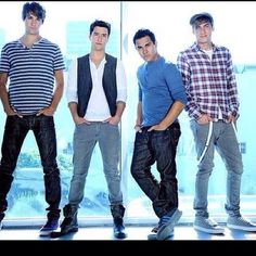 "There is a lot to look forward to in 2013 Rushers! Big Time Rush has tweeted about many hours in the studio recording their new album. In the next year BTR will also appear in an episode of Nick's ""Marvin Marvin""."