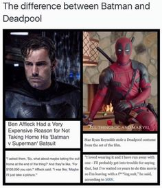 That basically marks the difference between DC movies n Marvel movies! Marvel Funny, Marvel Memes, Marvel Dc Comics, Marvel Avengers, Marvel Actors, Dc Memes, Funny Memes, Hilarious, Marvel Universe