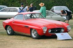 Willment Cobra Ghia Coupe CSX3055