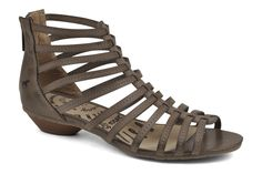 Mustang shoes Runy Sandals in Beige at Sarenza.co.uk (38916)